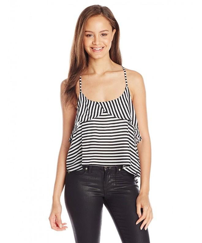 Volcom Juniors Rising Stripe Black