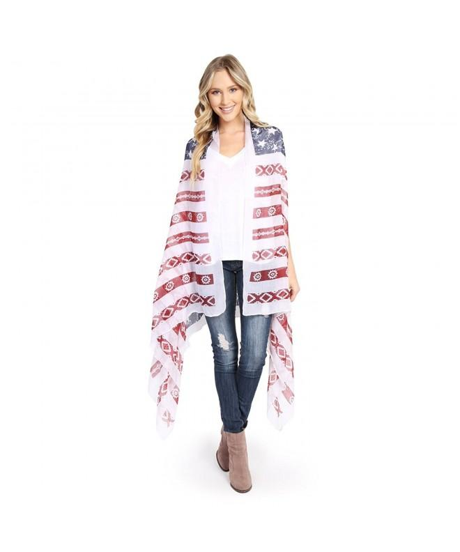 MYS Collection American Stripes Kimono