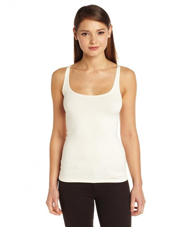 Only Hearts Womens Skinny Creme