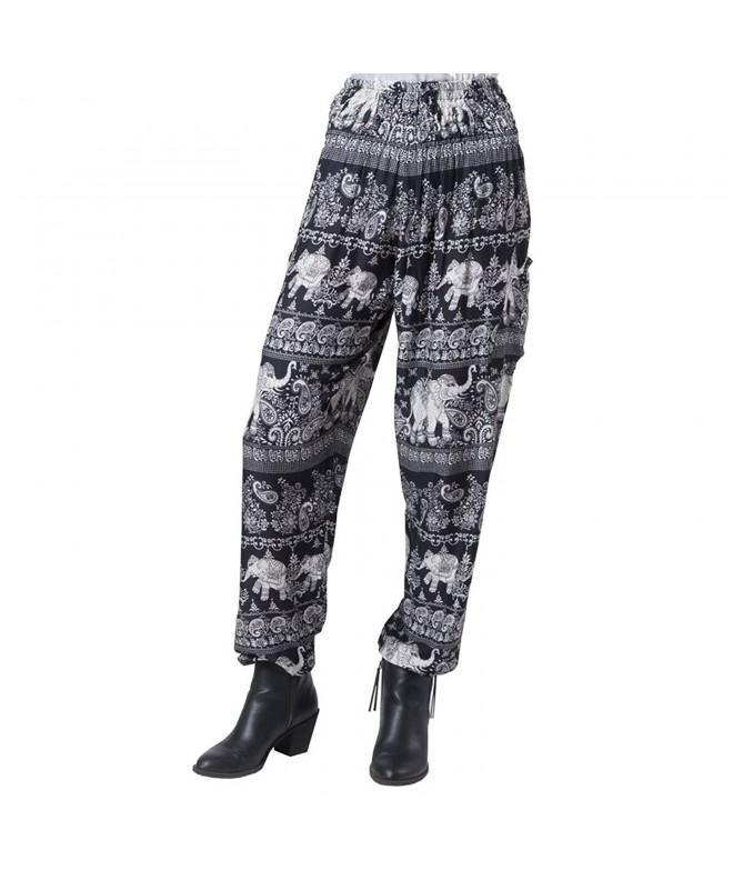 Elephant Pants Womens Harem Medium