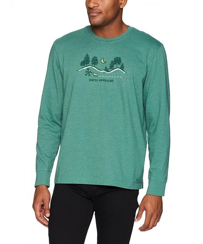 Life Crusher Wanderland T Shirt XX Large