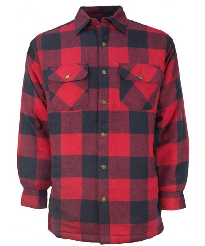 Canyon Guide Outfitters Flannel Jacket