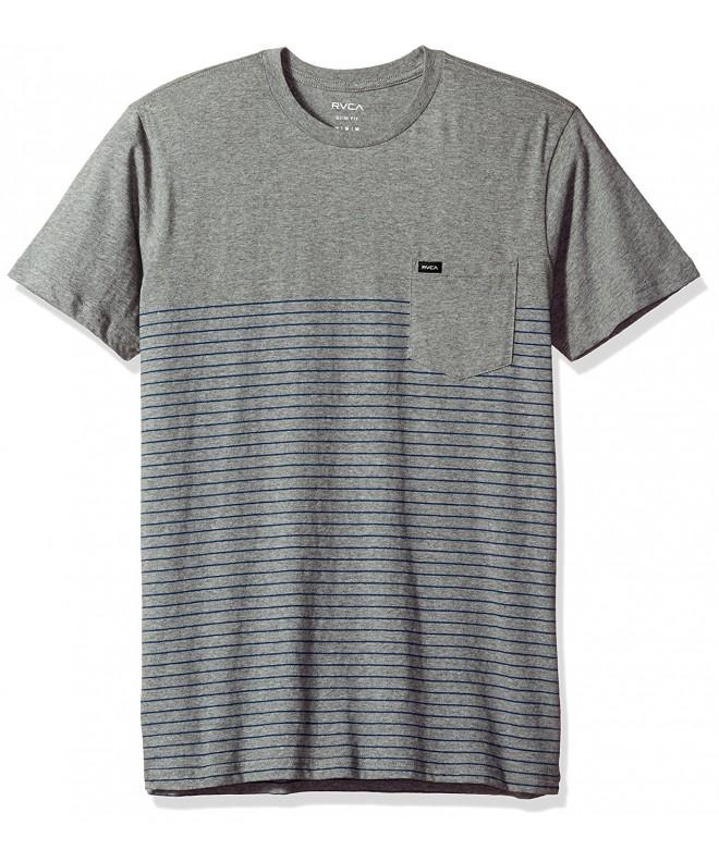 RVCA Switch Shirt Athletic Heather