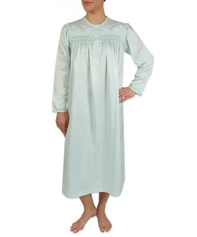 Heavenly Bodies Nightgown Longsleeve Comfortable