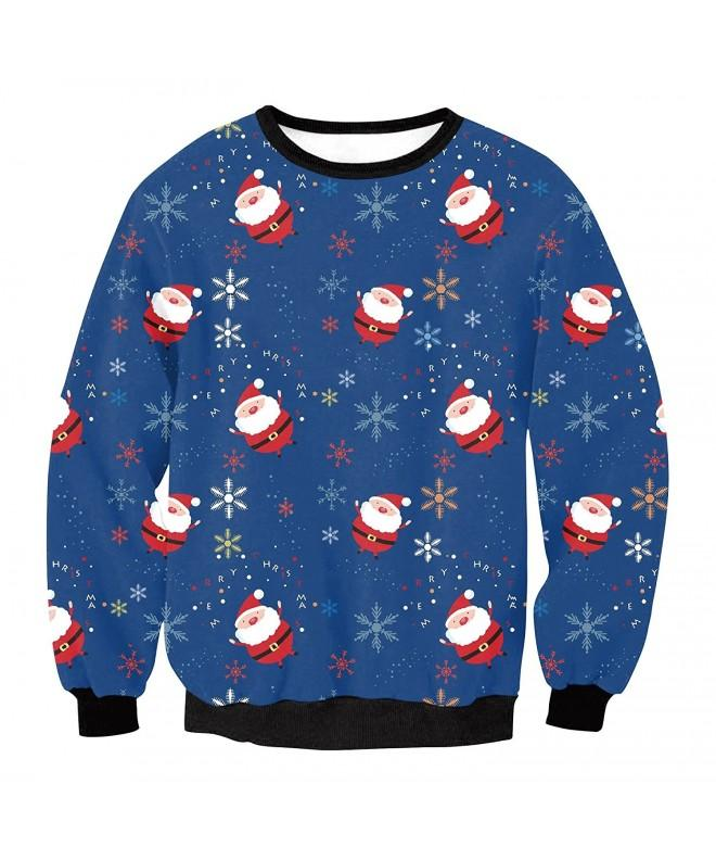 TangB Christmas Pullover Sweaters X Large