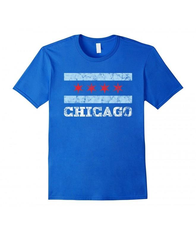 Mens Chicago Flag Shirt Women