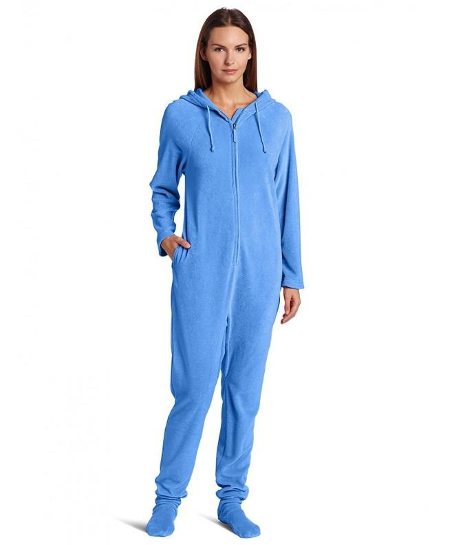 Casual Moments Womens One Piece Blueberry
