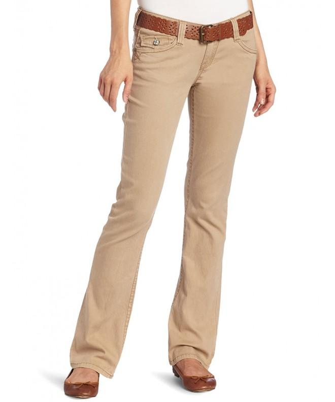 Unionbay Juniors Kenndey Stretch Twill