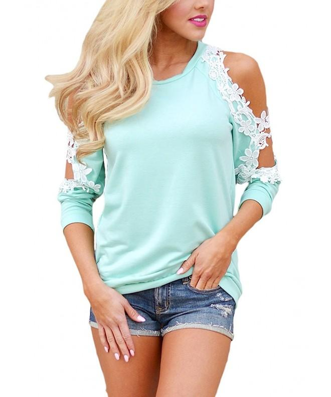 Sidefeel Floral Crochet Shoulder XX Large