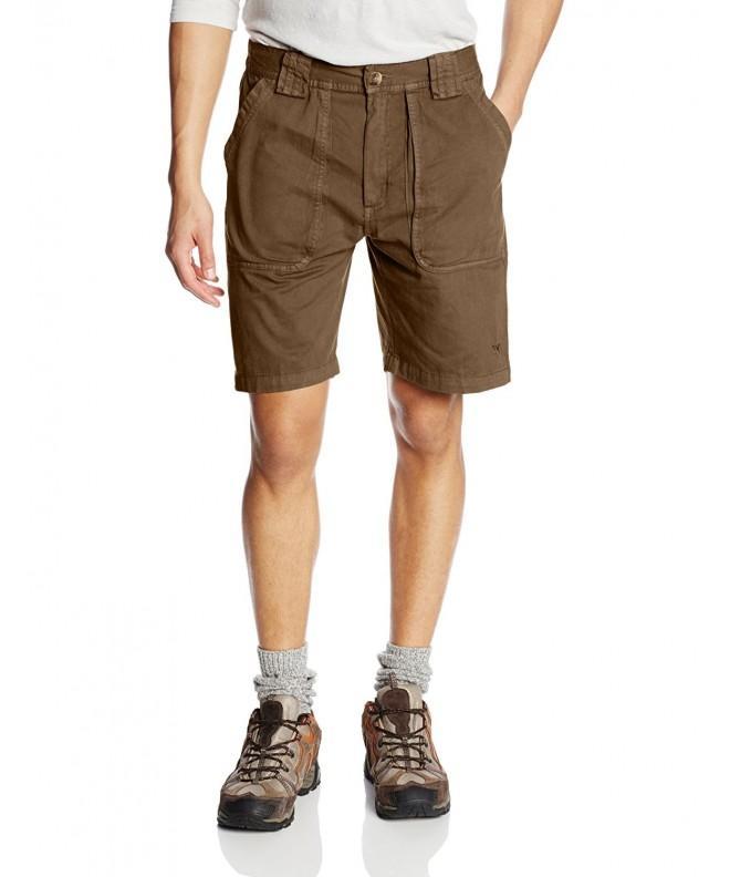 White Sierra Chugger Shorts 9 Inch