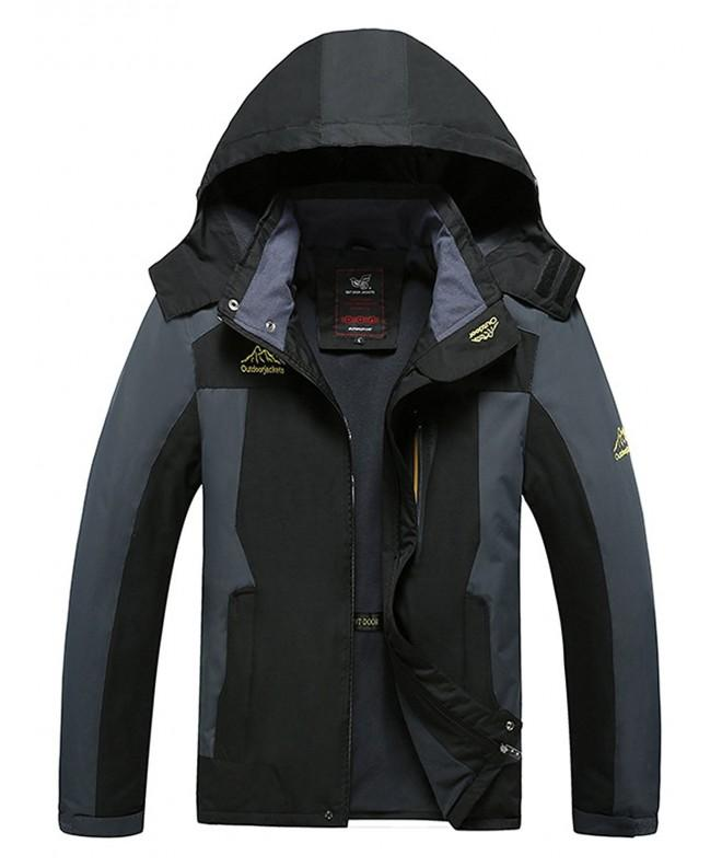 Sport Waterproof Outerdoor Jacket Detachable