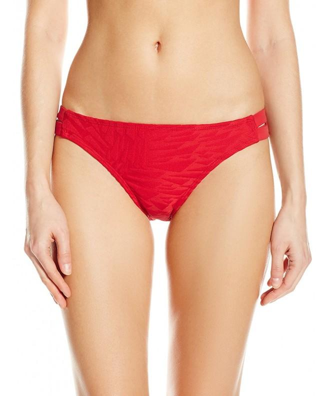 Nautica Womens Point Bikini Bottom