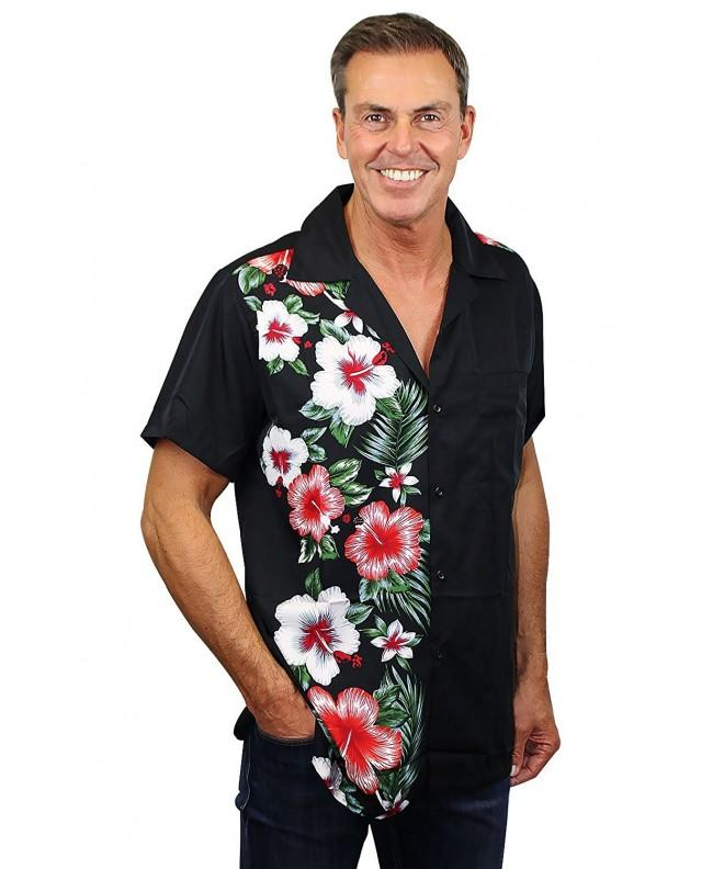 Funky Hawaiian Shirt VHO Wedding black