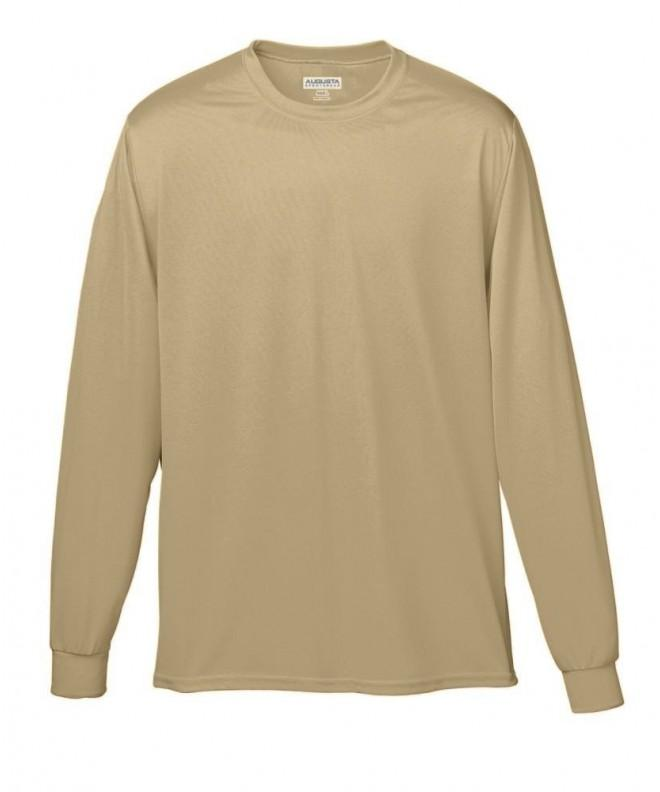 Augusta Sportswear Wicking Sleeve T Shirt