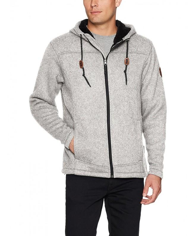 Free Country Hooded Sherpa Sweater