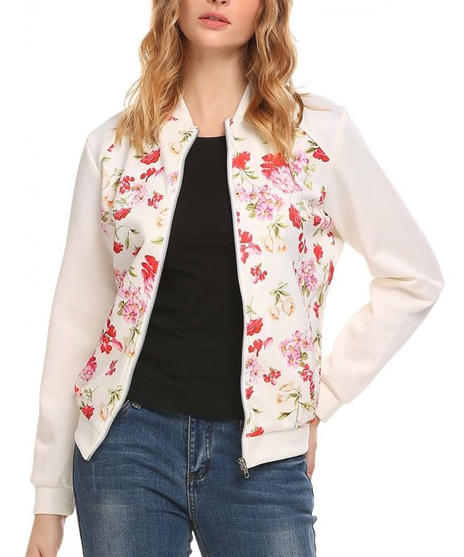 Zeagoo Womens Classic Quilted Jacket