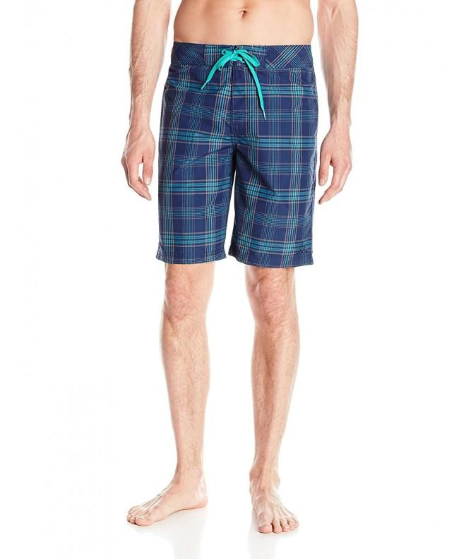 prAna Mens Porto Shorts Blue