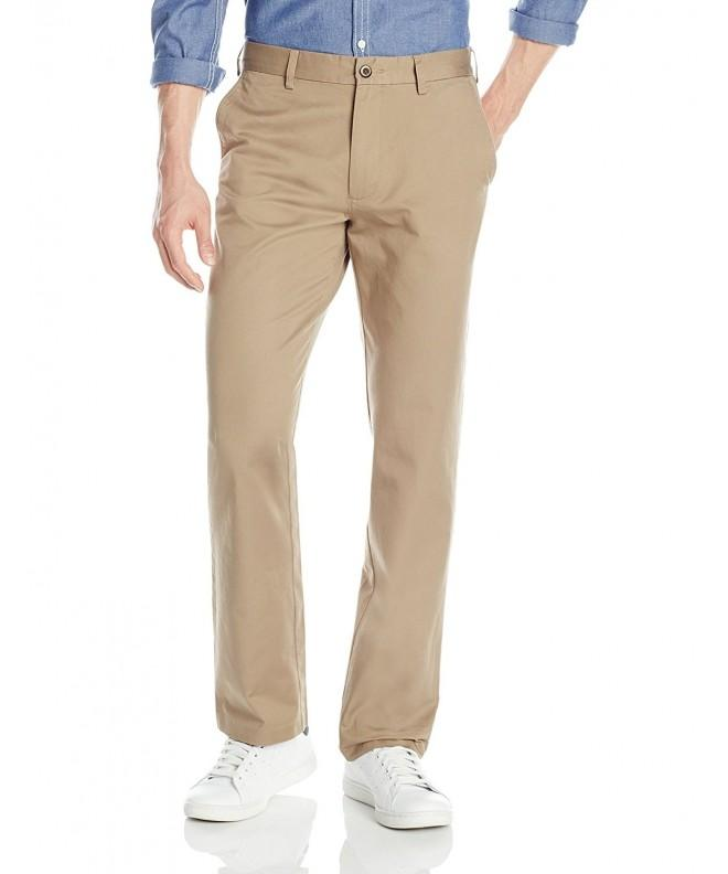 Haggar Authentic Chino Straight Front