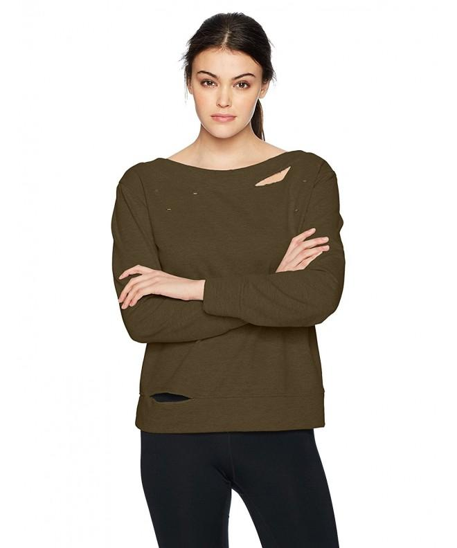 Sam Edelman Active Boatneck Sweatshirt