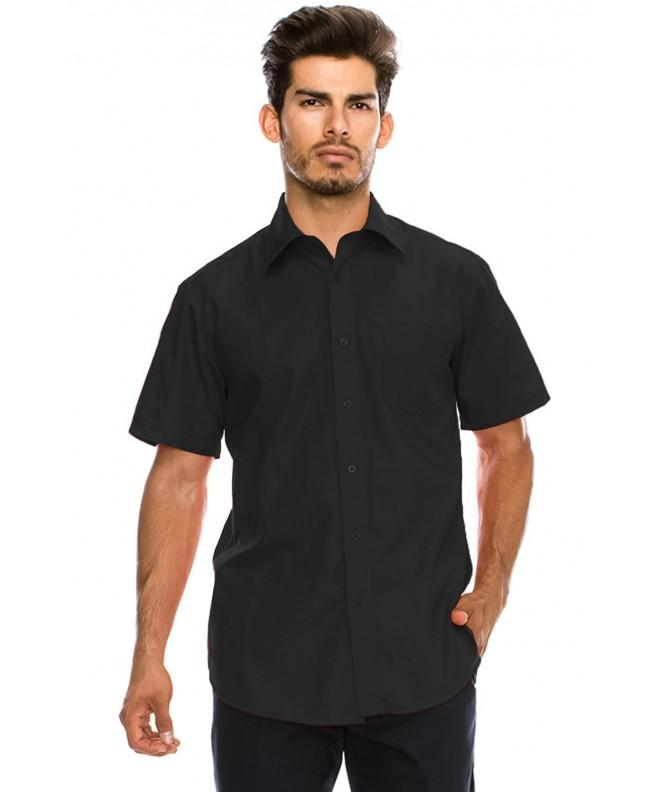 JC DISTRO Regular Fit Sleeve Shirts