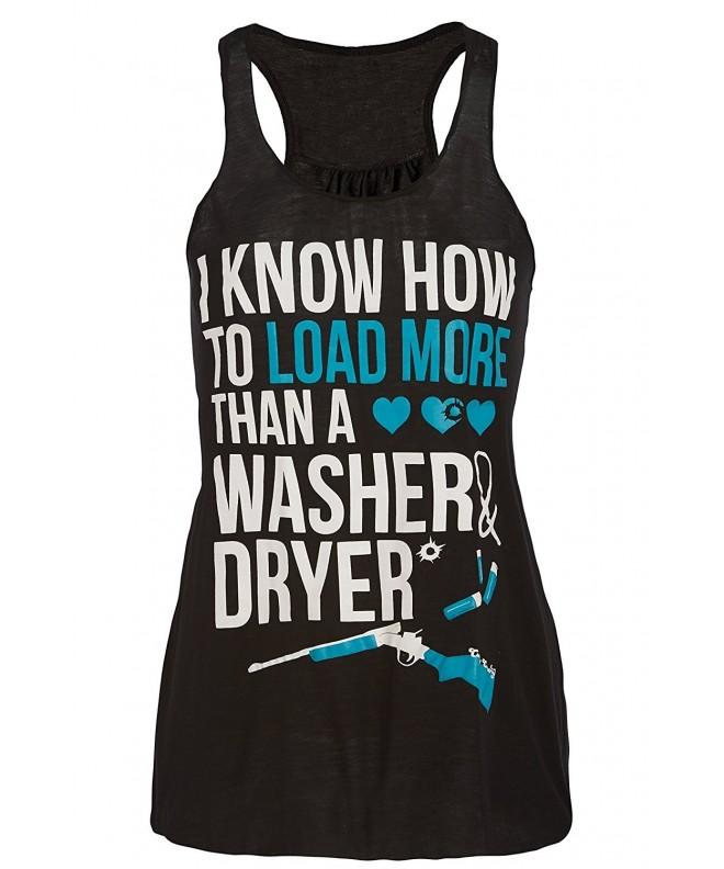 Cute Country Tank Top Washer