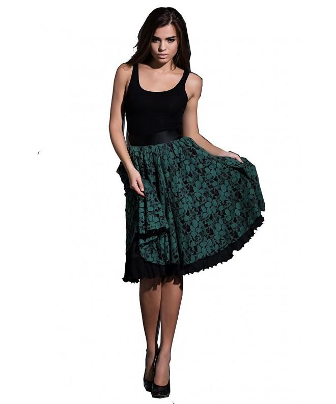 Billies Dress Boutique Ruffle Skirt
