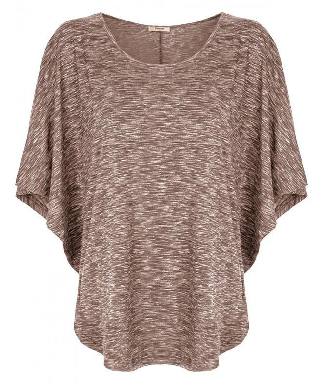 Timeson Womens Sleeve T Shirt Dolman