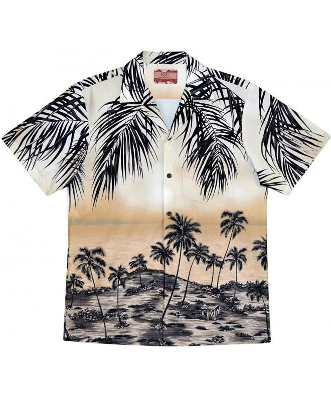 RJC Under Coconut Hawaiian Shirt