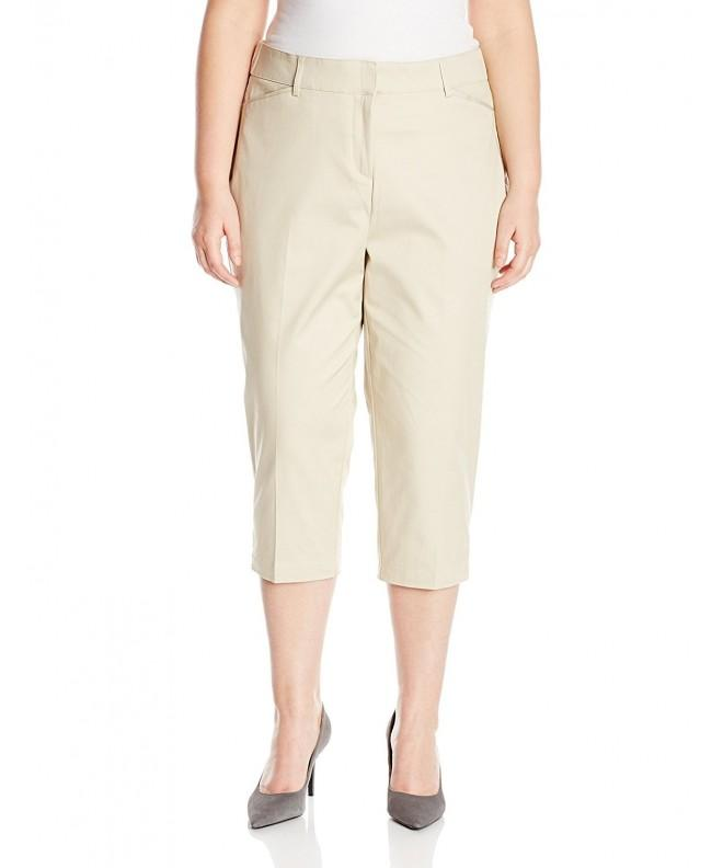 Briggs Womens Polished Twill Hardware