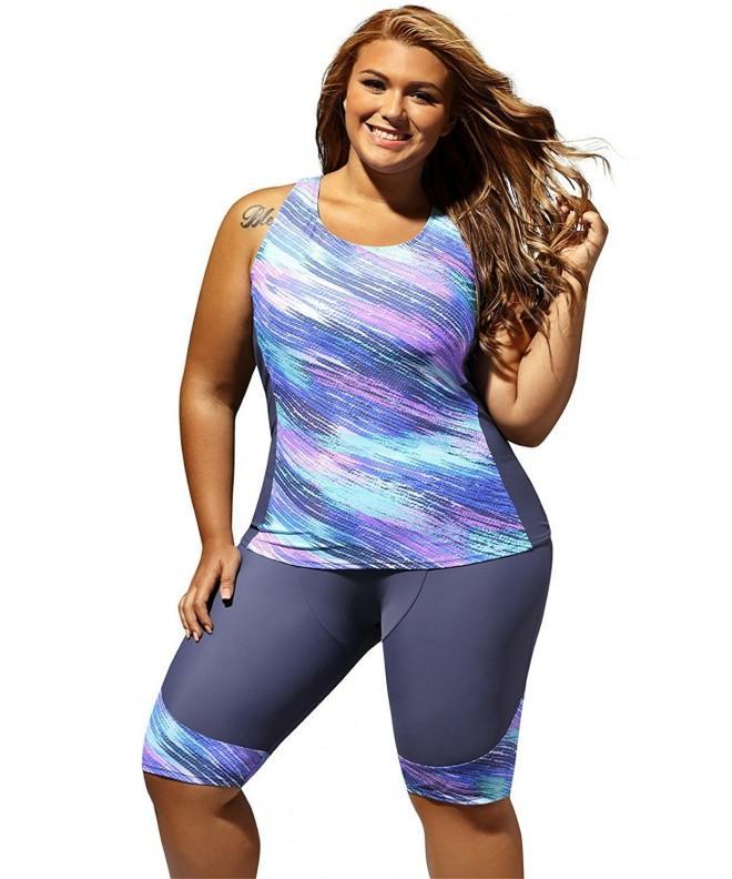Gloria Sarah Oceanic Swimsuit Multicoloured