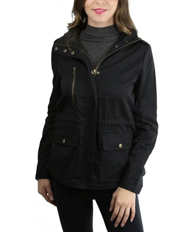 ToBeInStyle Womens Sleeve Anorak Jacket