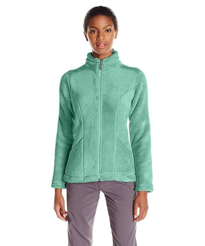 White Sierra Womens Jacket Shasta