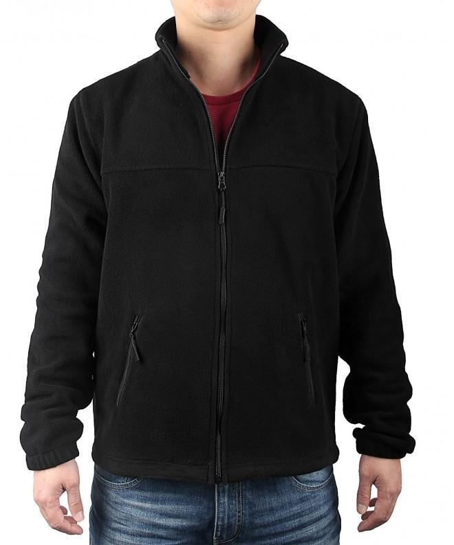 iLoveSIA Fleece Casual Classic Jacket