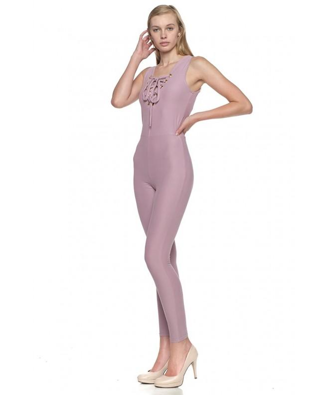 Calilogo Womens Jumpsuit Collection X Large
