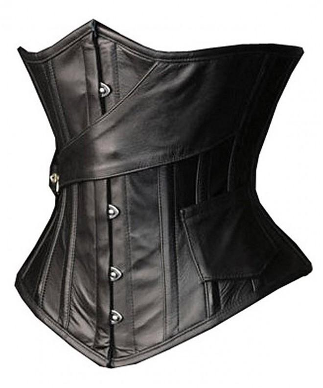 Camellias Steampunk Underbust Training SZ1866 Black M
