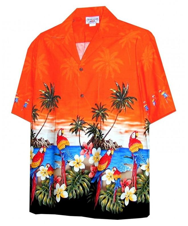 Pacific Legend Parrot Hawaiian X Large