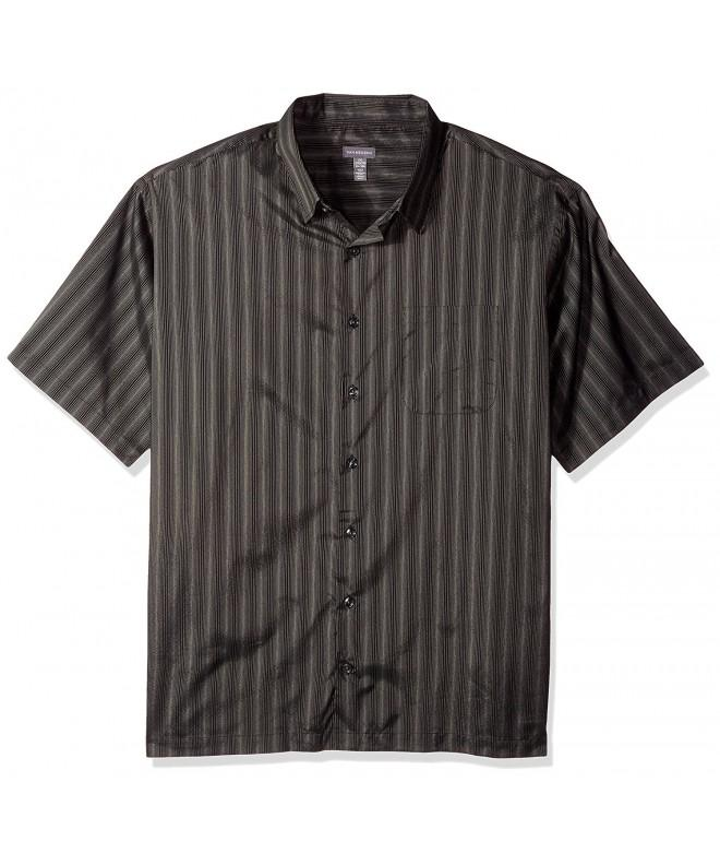 Van Heusen Basic Short Sleeve