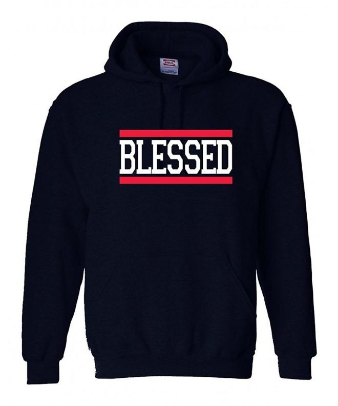 Gs eagle Printed Blessed Graphic Hoodie