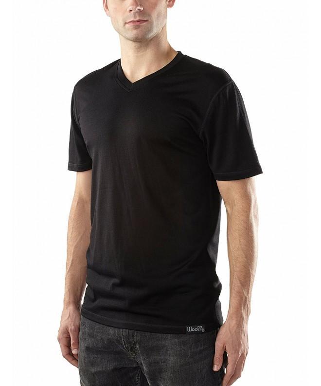 Woolly Clothing Merino Sleeve V Neck