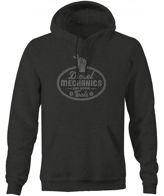 Stealth Diesel Mechanics Trucking Sweatshirt