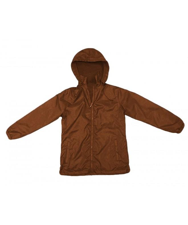 Apparel No Womens Fleece Windbreaker