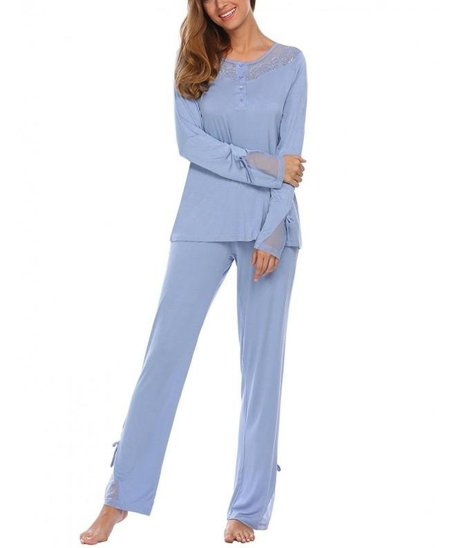 Ekouaer Women Sleepwear Womans Pajamas