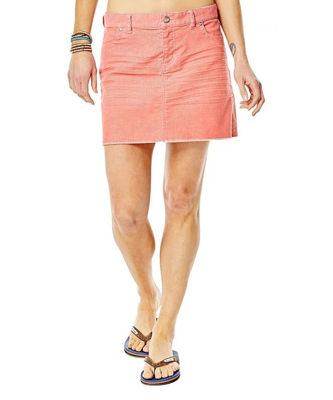 Carve Designs Womens Skirt Sunkissed