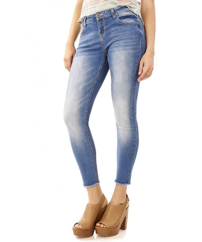 WallFlower Released Beauty Skinny Jeans