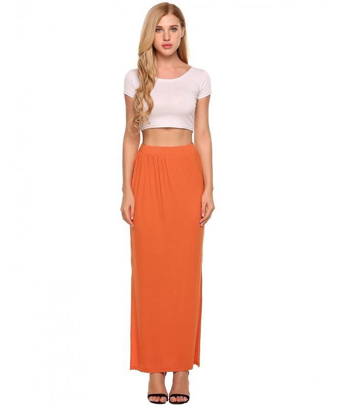 Zeagoo Womens Lightweight Length Skirts