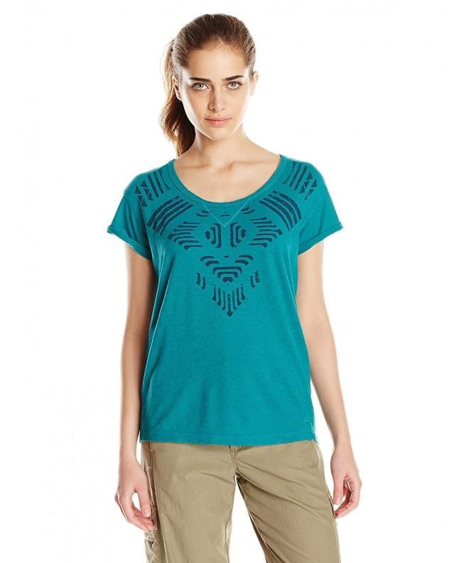 Gramicci Womens Turquoise Stone Medium