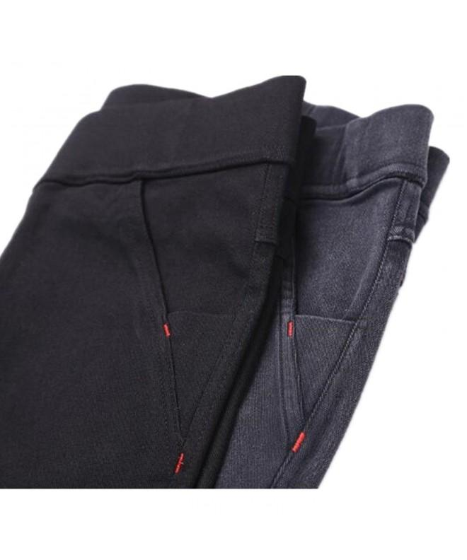 ForeMode skinny leggings elastics pockets