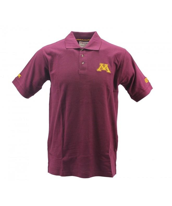 Pressbox Minnesota Gophers Maroon Shirt