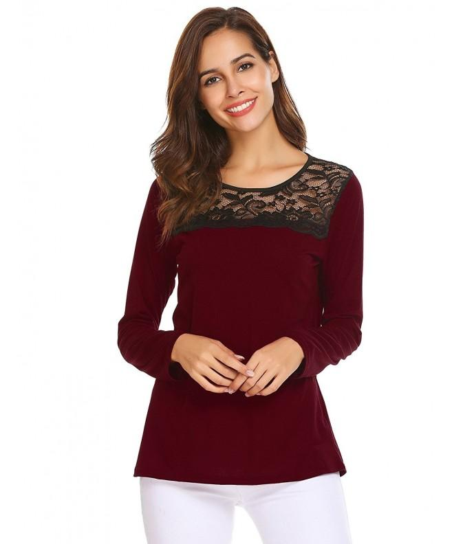 Easther Women Sleeve Tunic Blouse