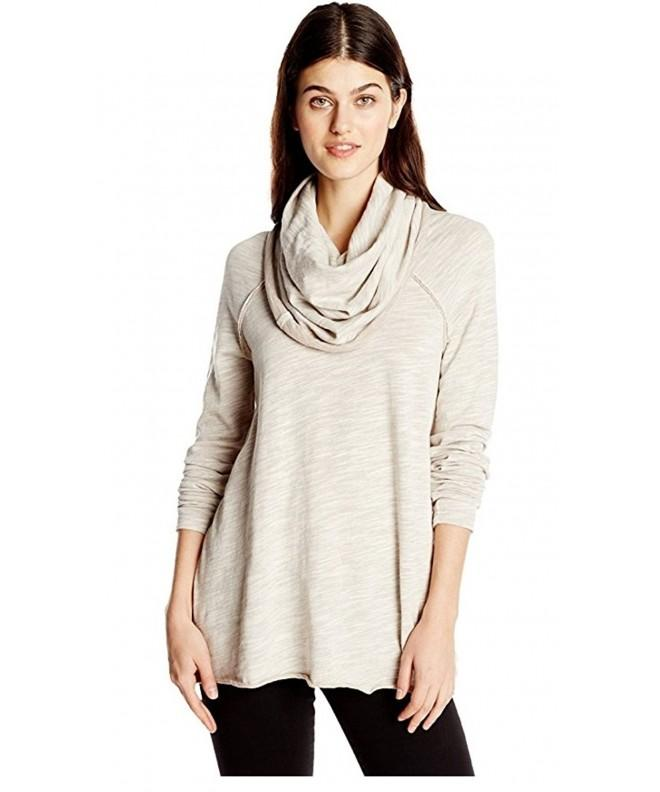 Free People Ladies Pullover Oatmeal